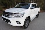 foto Toyota Hilux 3.0L TD 4x4 CD SRV Aut usado (2017) color Blanco precio $8,000
