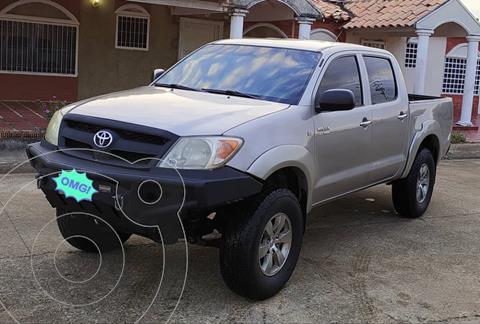 Toyota Hilux 2.7L 4x4 D/C usado (2008) color Marron precio u$s9.000