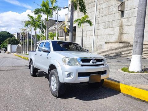 Toyota Hilux Doble Cabina 4.0L 4x4 Aut usado (2011) color Plata precio u$s17.000