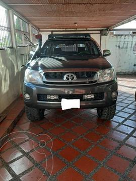 Toyota Hilux Doble Cabina 4.0L 4x4 Aut usado (2011) color Gris precio u$s9.500