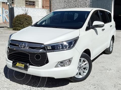 Toyota Innova SRV 2.7 Aut 8 Pas usado (2017) color Blanco precio $1.850.000