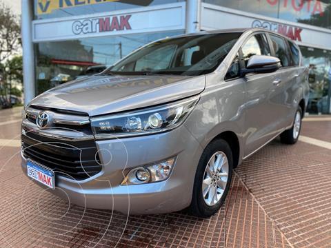 Toyota Innova SRV 2.7 Aut 8 Pas usado (2018) color Gris financiado en cuotas(anticipo $2.100.000)