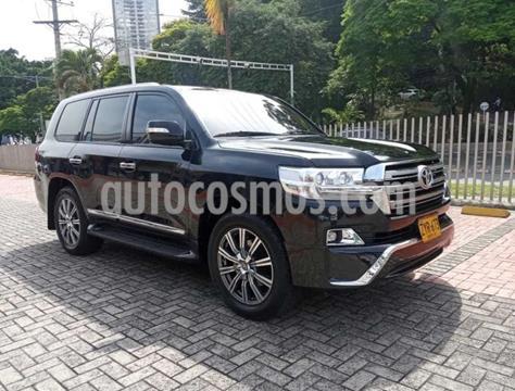 Toyota Land Cruiser 200 4.5L Elite usado (2011) color Negro precio $189.000.000