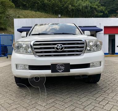 Toyota Land Cruiser 200 4.5L Elite Diesel  usado (2012) color Blanco precio $195.000.000