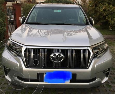 Toyota Land Cruiser Prado 4.0L VX 4WD Aut  usado (2019) color Gris Plata  precio $36.990.000