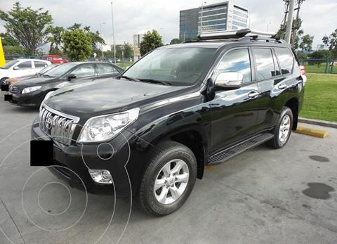 Toyota Land Cruiser Prado 4.6L usado (2013) color Negro precio u$s25.000
