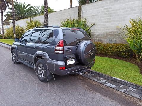 Toyota Land Cruiser Prado 4.0 TX-L Aut usado (2008) color Plata precio u$s118,500