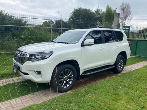 Toyota Land Cruiser Prado 4.0L VX Aut  usado (2018) color Blanco precio u$s52,000