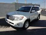 Foto venta Auto usado Toyota Land Cruiser 5.7L 4x4 color Blanco precio $589,000