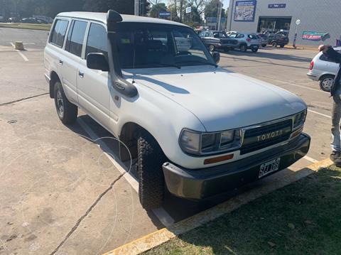 Toyota Land Cruiser DL usado (1991) color Blanco precio u$s17.500