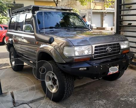 Toyota Land Cruiser 4x4 usado (2001) color Gris precio u$s13.000