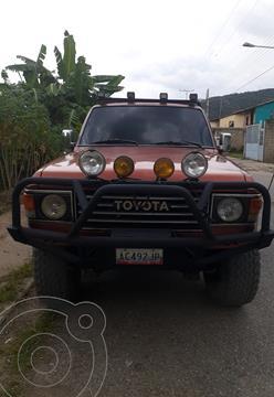 Toyota Land Cruiser 4x4 usado (1984) color Marron precio u$s4.500