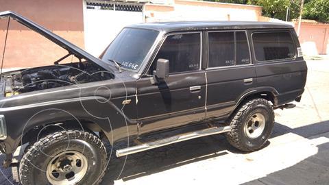 Toyota Land Cruiser 4x4 usado (1988) color Negro precio u$s3.700
