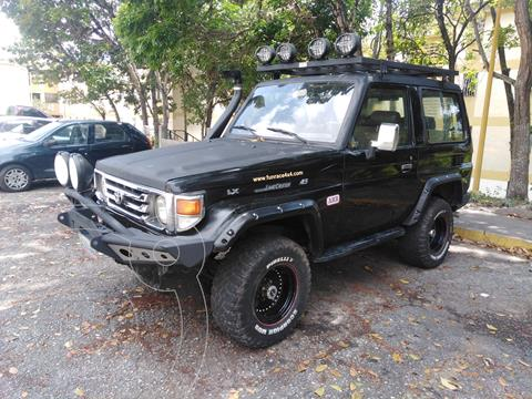 Toyota Macho Ch. Corto STD 4x4 usado (1989) color Negro precio u$s4.000