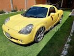 Foto venta Auto usado Toyota MR2 1.8L Spyder - Toldo Duro (2005) color Amarillo precio $185,000
