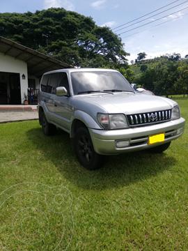Toyota Prado 3.0L VX  usado (2001) color Plata precio $40.900.000
