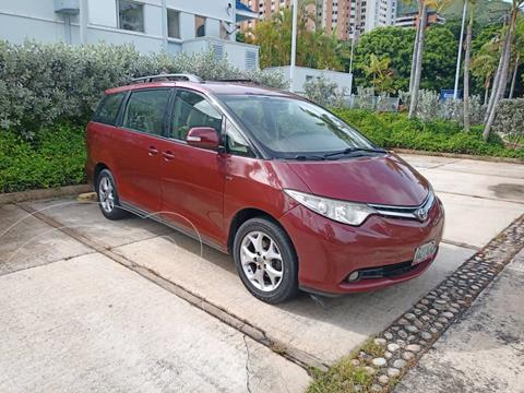 Toyota Previa 2.4L Aut usado (2008) color Rojo precio u$s6.500