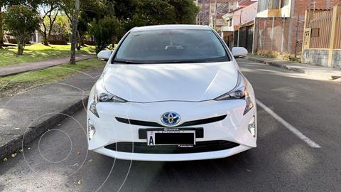 Toyota Prius 4G 1.8L  usado (2018) color Blanco precio u$s24.500