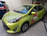 Foto venta Auto Seminuevo Toyota Prius C 1.5L (2018) color Verde Metalico precio $297,000