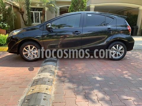 Toyota Prius C  Sport usado (2019) color Negro precio u$s18.000
