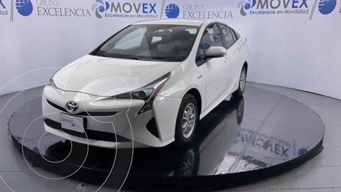 Toyota Prius C Premium SR usado (2016) color Blanco precio $295,000