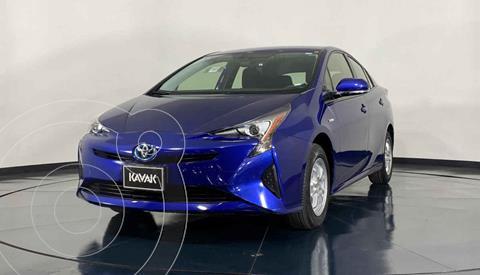 Toyota Prius C BASE usado (2017) color Azul precio $284,999