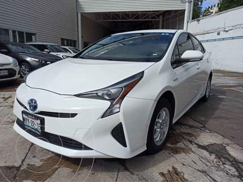 Toyota Prius C BASE usado (2016) color Blanco precio $269,000