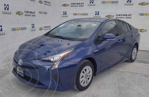 Toyota Prius C BASE usado (2017) color Azul precio $265,000