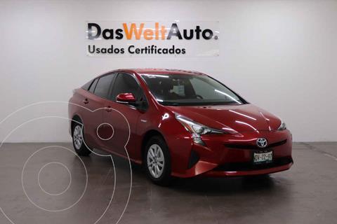 Toyota Prius C Premium SR usado (2017) color Rojo precio $310,000