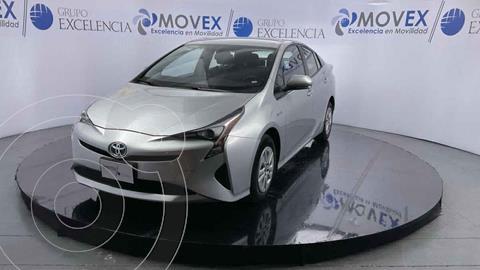 Toyota Prius C Premium SR usado (2016) color Plata precio $295,000