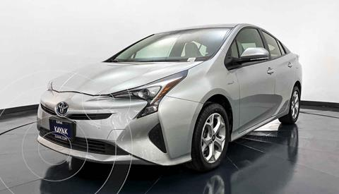 Toyota Prius C Premium SR usado (2016) color Plata precio $269,999