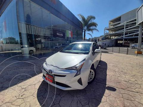 Toyota Prius C Premium SR usado (2017) color Blanco precio $280,000