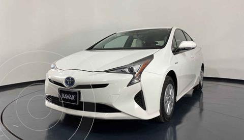 Toyota Prius C BASE usado (2016) color Blanco precio $309,999