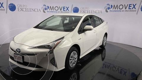 Toyota Prius C BASE usado (2018) color Blanco precio $325,000