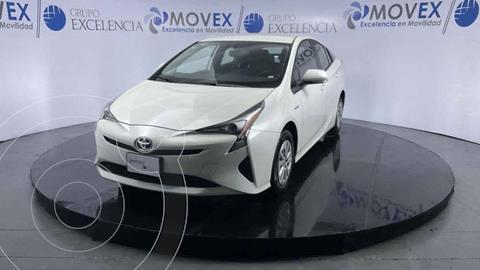 foto Toyota Prius C Premium SR usado (2016) color Blanco precio $295,000