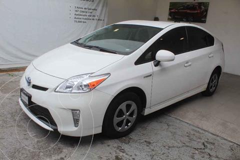 Toyota Prius C BASE usado (2015) color Blanco precio $205,000