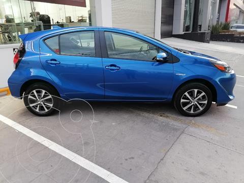 foto Toyota Prius C 1.5L usado (2019) color Azul Metálico precio $289,000