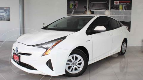 Toyota Prius C BASE usado (2018) color Blanco precio $280,000