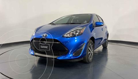 Toyota Prius C 1.5L usado (2018) color Azul precio $292,999