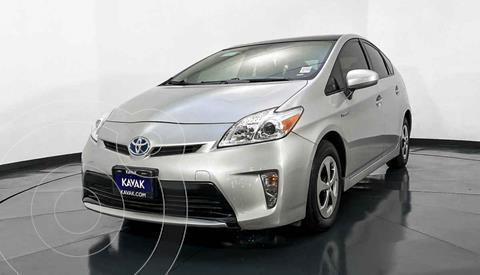 Toyota Prius C Premium SR usado (2014) color Plata precio $229,999
