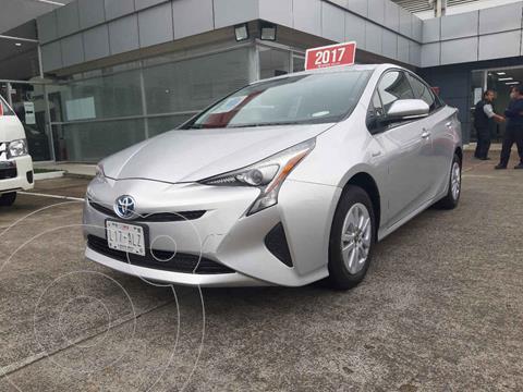 Toyota Prius C Premium SR usado (2017) color Plata precio $300,000
