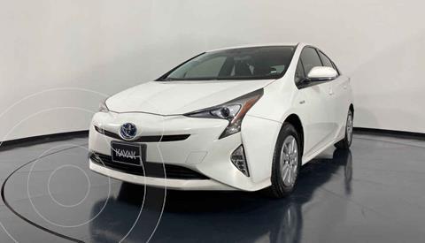 Toyota Prius C BASE usado (2016) color Blanco precio $272,999