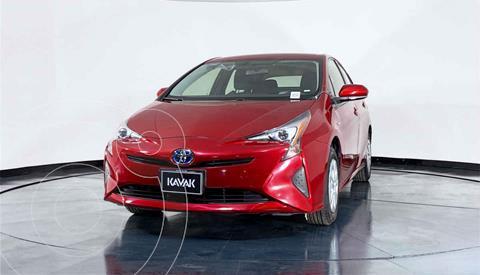 Toyota Prius C BASE usado (2017) color Rojo precio $298,999