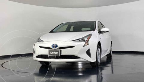 Toyota Prius C Premium SR usado (2017) color Blanco precio $317,999