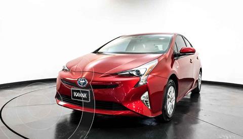 Toyota Prius C BASE usado (2016) color Rojo precio $304,999