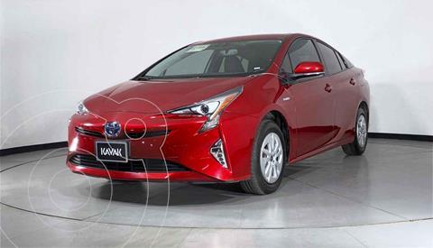 Toyota Prius C BASE usado (2017) color Rojo precio $314,999
