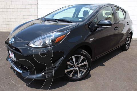 Toyota Prius C Version usado (2020) color Negro precio $315,000