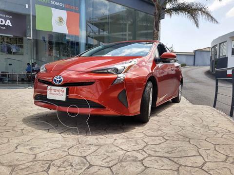 Toyota Prius C Premium SR usado (2017) color Rojo precio $315,000