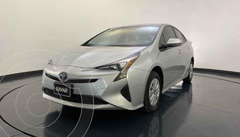 Toyota Prius C BASE usado (2016) color Plata precio $322,999