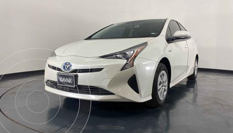 Toyota Prius C Premium SR usado (2018) color Blanco precio $359,999